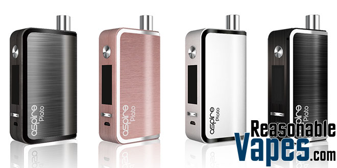 Authentic Aspire Plato All-In-One Kit