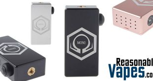 HexOhm Mini Box Mod Clone