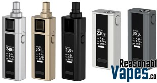 Authentic Joyetech Cuboid Mini 80W Kit