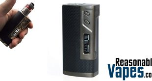 Authentic Sigelei 213 TC Box Mod