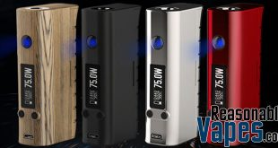 Authentic Simeiyue SMY SDNA 75 Box Mod