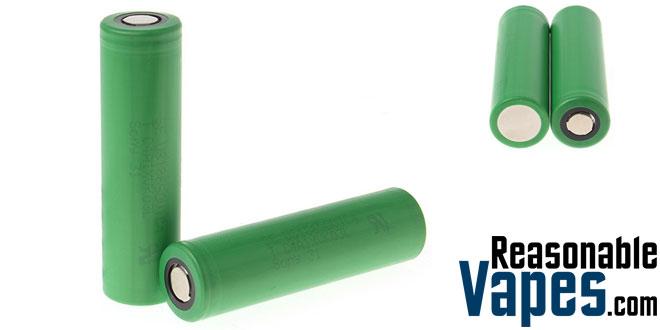 Authentic Sony VTC4 18650 2100mAh 30A Batteries