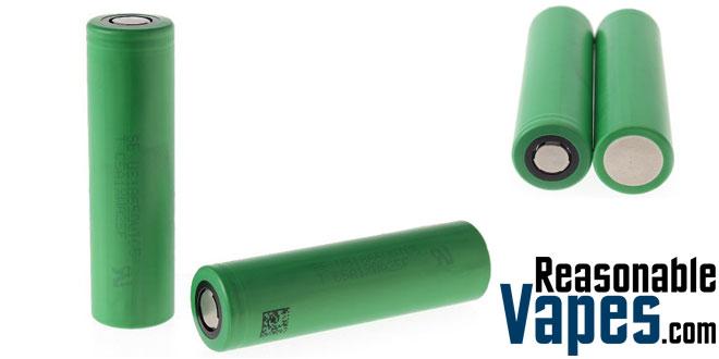 Authentic Sony VTC5 18650 2600mAh 20A Batteries