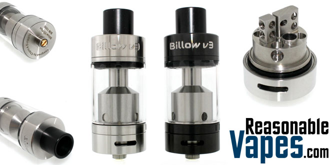 Authentic EHPro Billow V3 Plus RTA