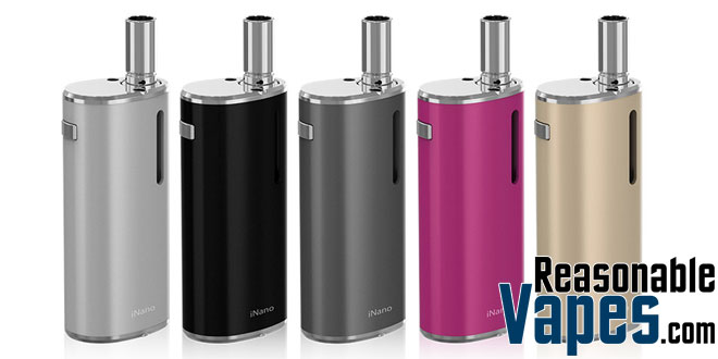 Authentic Eleaf iNano Kit