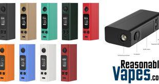 Authentic Joyetech eVic VTwo Mini Box Mod