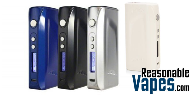 Authentic Pioneer4You IPV5 200W TC Box Mod