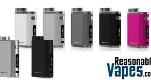 Authentic Eleaf iStick Pico 75W TC Box Mod