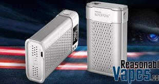 Authentic Koopor Primus 300W TC Box Mod