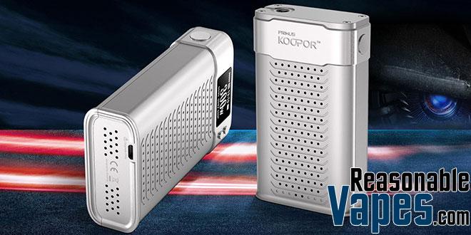 Authentic Koopor Primus 300W TC Box Mod