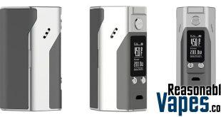 Authentic Wismec Reuleaux RX200S 200W TC Mod