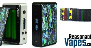 Authentic Hotcig R150 Waterproof Box Mod