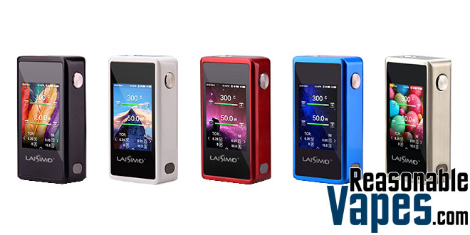 Authentic Laisimo L3 200W Touch Screen Box Mod
