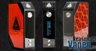 Authentic Limitless LMC 200W TC Box Mod