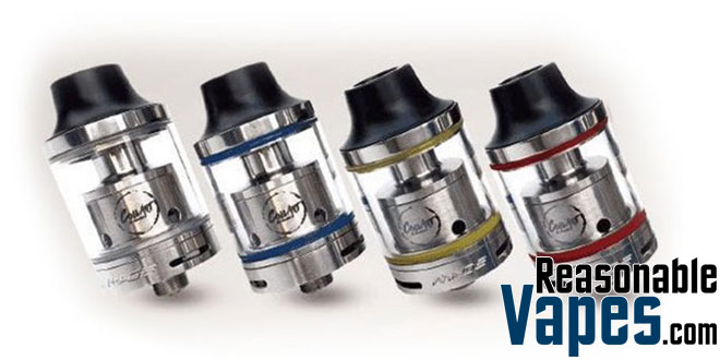 Authentic CoilArt MAGE RTA