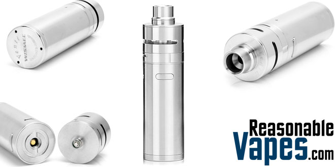 Authentic Wismec Venti Starter Kit