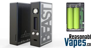 Authentic Encom Beast 75W DNA75 Box Mod