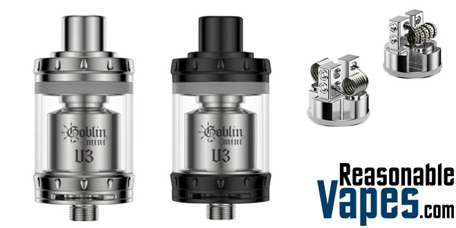 Authentic Youde UD Goblin Mini V3 RTA