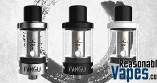Authentic Kanger Pangu Clearomizer