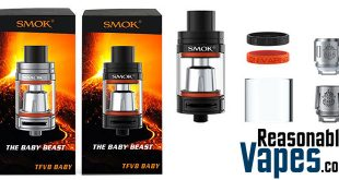 Authentic Smok TFV8 Baby Beast Tank