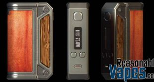 Authentic Lost Vape Therion DNA75 Box Mod