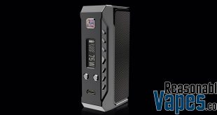 Authentic Think Vape Finder 75W Box Mod