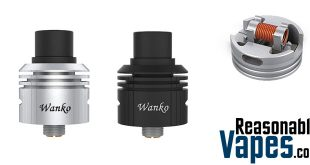 Authentic Fousecig Wanko RDA