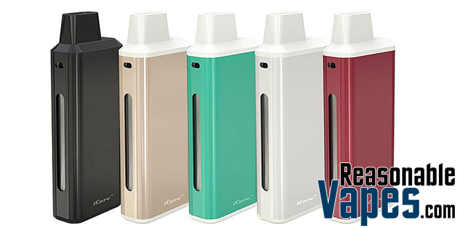 Authentic Eleaf iCare 15W All-In-One Kit