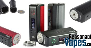 Authentic Hotcig DX75 75W Box Mod