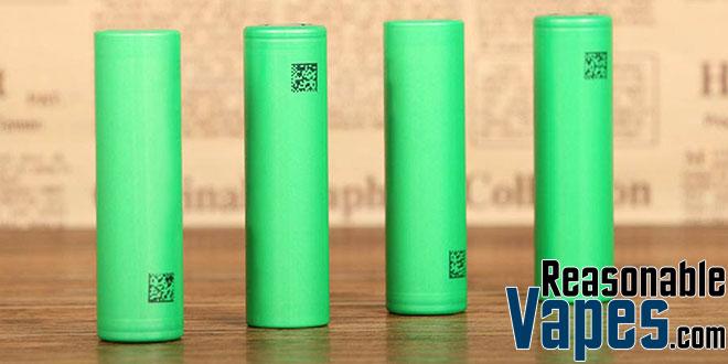 Authentic Sony VTC6 18650 3100mAh Batteries