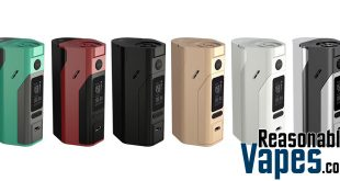 Authentic Wismec Reuleaux RX2/3