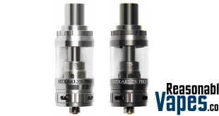Authentic Sense Herakles Pro Sub-Ohm Tank