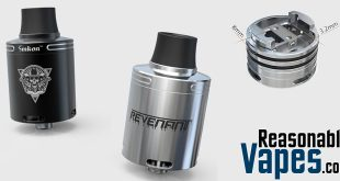 Authentic Smkon Revenant RDA