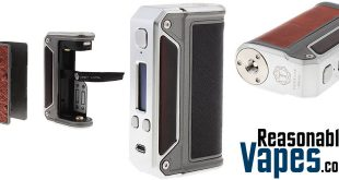 Authentic Lost Vape Therion DNA133 Box Mod
