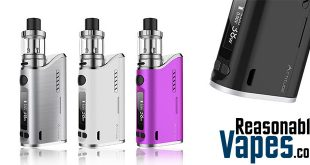 Authentic Vaporesso Attitude 80W TC Kit