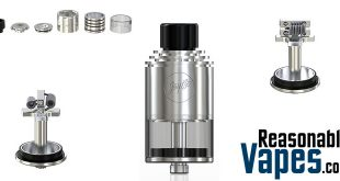 Authentic Wismec IndeReserve RDTA