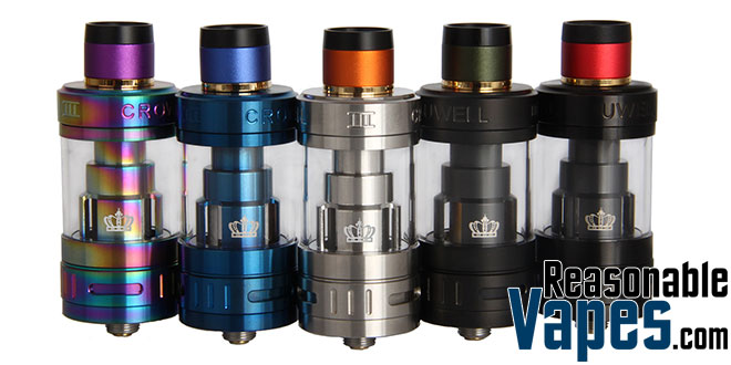 Authentic Uwell Crown 3 Sub-Ohm Tank