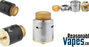 Authentic OBS Crius RDA