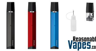Authentic Smok Infinix 250mAh Starter Kit