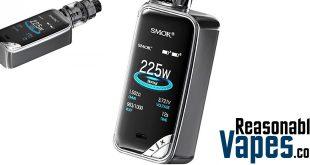 Authentic Smok X-Priv 225W Box Mod