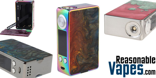 Authentic Aleader Funky 160W Box Mod
