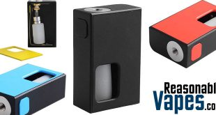 Coil Father Squonk Mini Mechanical Box Mod