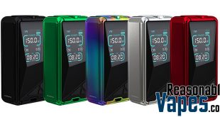 Authentic Eleaf Tessera 150W 3400mAh Box Mod