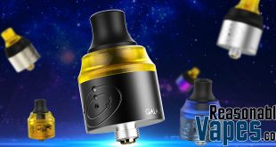 Authentic Vapefly Galaxy MTL RDA