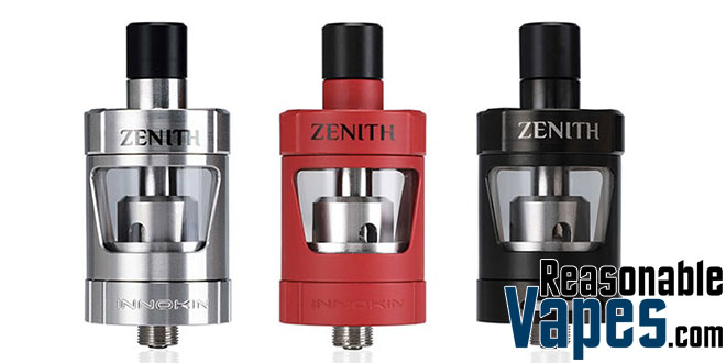 Authentic Innokin Zenith MTL Tank