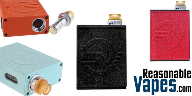 SmokJoy SV AIO Micro Starter Kit