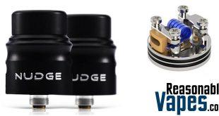 Authentic Wotofo Nudge 22 BF RDA