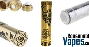 Chrome Hearts V2 Mechanical Mod Clone