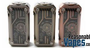 Tesla Punk Mini 85W Box Mod