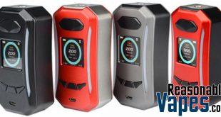 Pioneer4You iPV Trantor 200W Box Mod